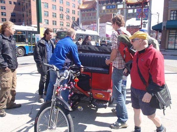 pedicab-training