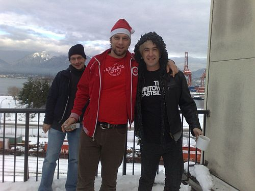 Lani, Irwin, Kris