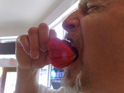 Big strawberry 5