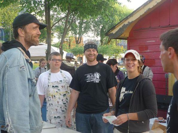 Colorado Church hot dog giveaway 13