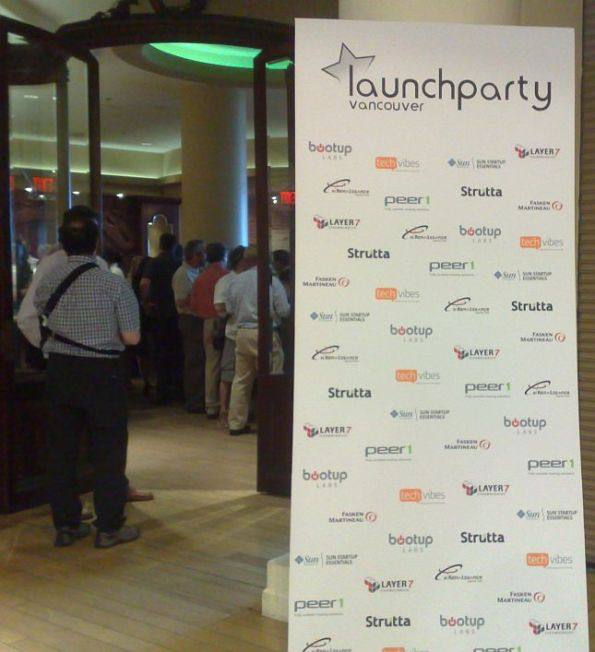 Launch Party Vancouver #LPV7 1