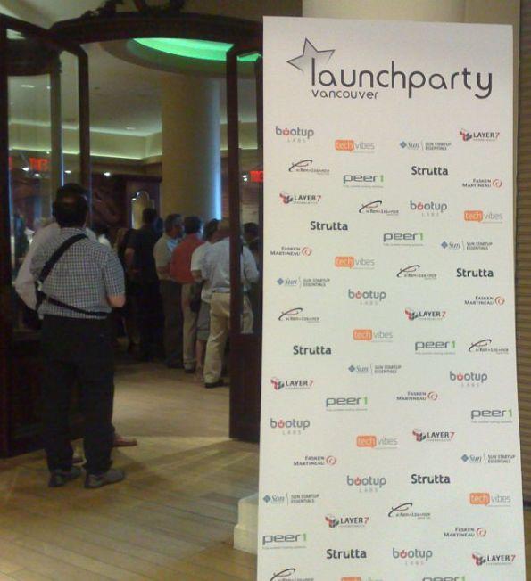 Launch Party Vancouver #LPV7 1