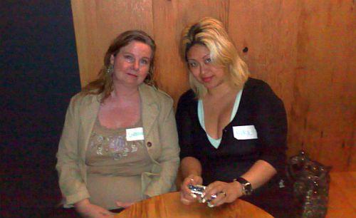 Lorraine and April - Media