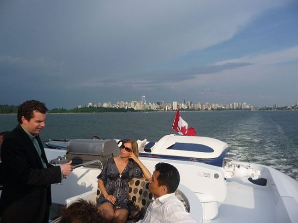 Wantsa Yacht Cruise June 10, 2009 92