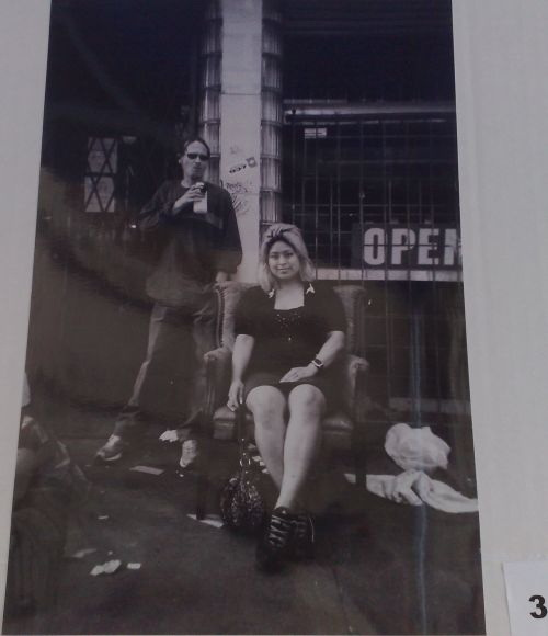 April Smith sitting Photo No 3