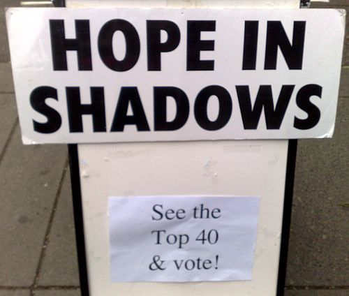 Hope in Shadows Top 40 photos vote