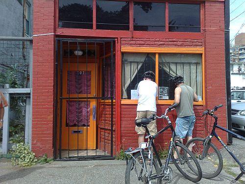 Jimi Hendrix's grandmother's Vancouver restaurant