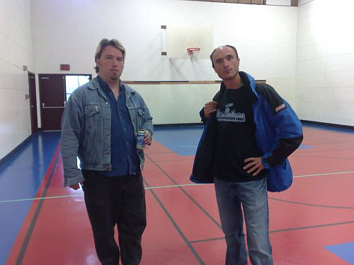Peter and J-hock speak on Sun Eagles