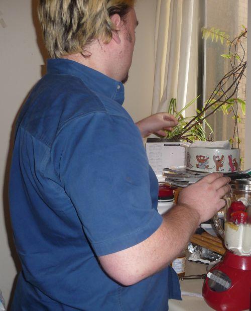 Smoothie making