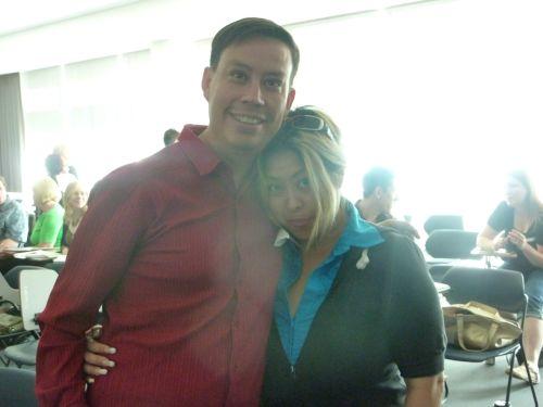 4 Raul and April at WCFV