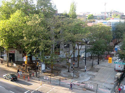 Pigeon Park 2