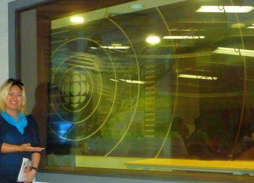 1 April to talk at CBC