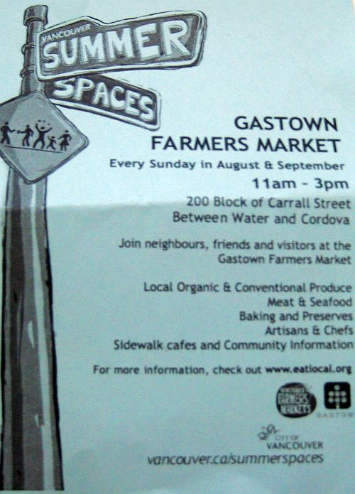 Gastown Market 0