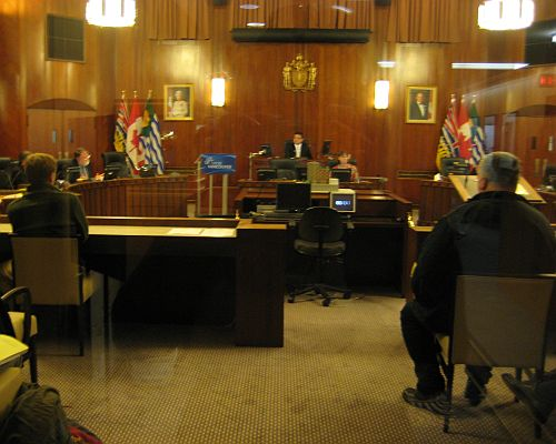 City Hall meeting 1