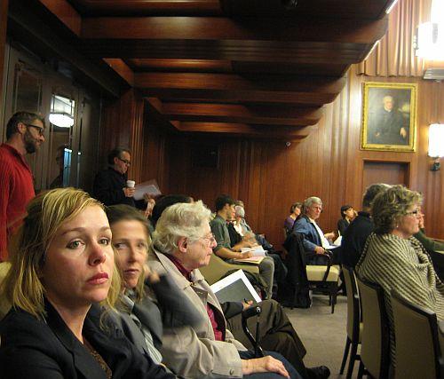 City Hall meeting 3