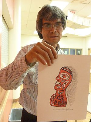 Alvin and Aboriginal Art 2