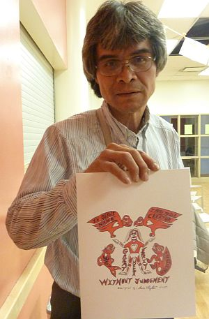 Alvin and Aboriginal Art