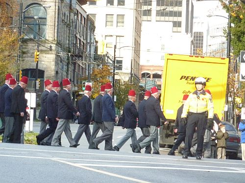 Remembrance Day at Victory Square 1