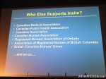 16 AHA MEDIA filmed at Health, Harm Reduction and the Law forum on Insite in Vancouver