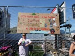 9 AHA MEDIA films at DTES NH Right to Food Murals