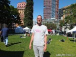 113 AHA MEDIA films HIV testing day at Victory Square in VancouverDTES