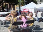 123 AHA MEDIA films HIV testing day at Victory Square in VancouverDTES