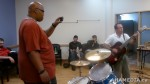 32 AHA MEDIA films Devon Martin aka Mr. Metro teach music in LifeSkills Centre in Vancouver DTES
