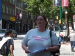 32 AHA MEDIA films HIV testing day at Victory Square in VancouverDTES