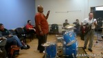 36 AHA MEDIA films Devon Martin aka Mr. Metro teach music in LifeSkills Centre in Vancouver DTES