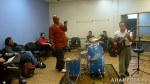 37 AHA MEDIA films Devon Martin aka Mr. Metro teach music in LifeSkills Centre in Vancouver DTES