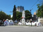 37 AHA MEDIA films HIV testing day at Victory Square in Vancouver DTES