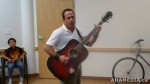 41 AHA MEDIA films Devon Martin aka Mr. Metro teach music in LifeSkills Centre in Vancouver DTES