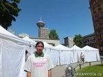 45 AHA MEDIA films HIV testing day at Victory Square in VancouverDTES