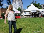 5 AHA MEDIA films HIV testing day at Victory Square in VancouverDTES