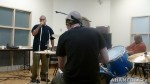 58 AHA MEDIA films Devon Martin aka Mr. Metro teach music in LifeSkills Centre in Vancouver DTES