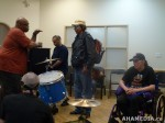 6 AHA MEDIA films Devon Martin aka Mr. Metro teach music in LifeSkills Centre in Vancouver DTES