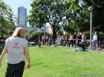 6 AHA MEDIA films HIV testing day at Victory Square in VancouverDTES