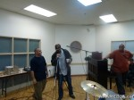 64 AHA MEDIA films Devon Martin aka Mr. Metro teach music in LifeSkills Centre in Vancouver DTES