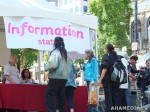 73 AHA MEDIA films HIV testing day at Victory Square in VancouverDTES