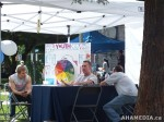 75 AHA MEDIA films HIV testing day at Victory Square in VancouverDTES