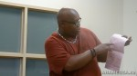 80 AHA MEDIA films Devon Martin aka Mr. Metro teach music in LifeSkills Centre in Vancouver DTES