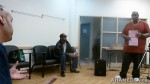 82 AHA MEDIA films Devon Martin aka Mr. Metro teach music in LifeSkills Centre in Vancouver DTES