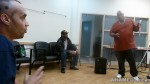85 AHA MEDIA films Devon Martin aka Mr. Metro teach music in LifeSkills Centre in Vancouver DTES