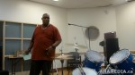 90 AHA MEDIA films Devon Martin aka Mr. Metro teach music in LifeSkills Centre in Vancouver DTES