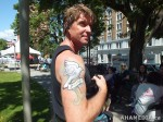 97 AHA MEDIA films HIV testing day at Victory Square in Vancouver DTES