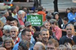 26 AHA MEDIA films Jack Layton Candlelight Vigil and Memorial in Vancouver