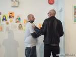 26 AHA MEDIA films LifeSkills Art show in Vancouver DTES