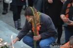 28 AHA MEDIA films Jack Layton Candlelight Vigil and Memorial inVancouver