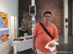 28 AHA MEDIA films LifeSkills Art show in Vancouver DTES