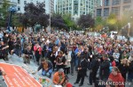 29 AHA MEDIA films Jack Layton Candlelight Vigil and Memorial in Vancouver